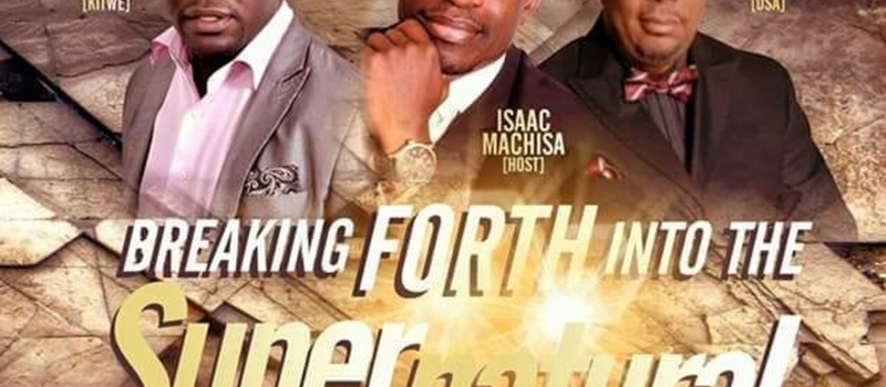 Breaking Forth Into The Supernatural Conference