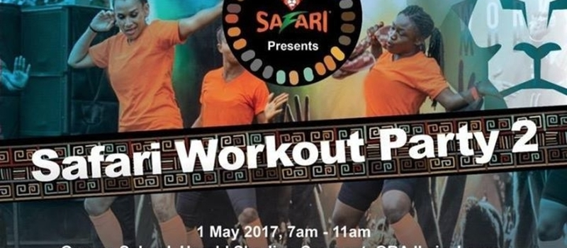 Safari Workout Party 2 by Safari Fitness Nigeria