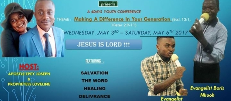 Youth's Conference