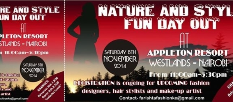 NATURE & STYLE FUN DAY OUT