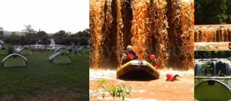 TembeaKenya;2 Days Camping Party,Water Rafting at Sagana For 5800