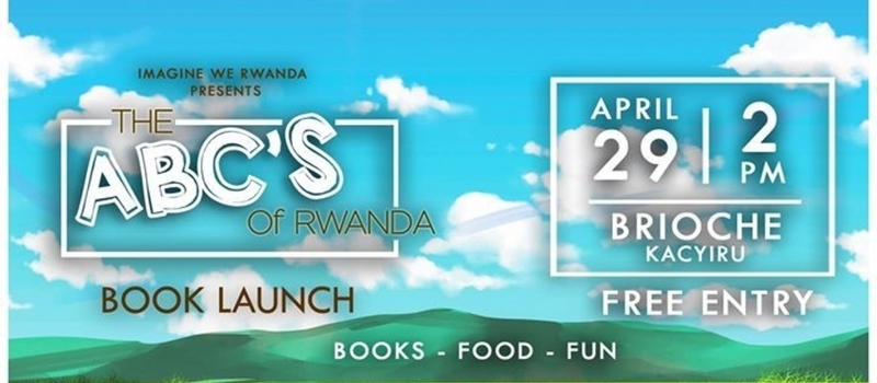 Book Launch 'The ABC'S of Rwanda'