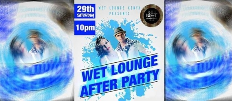 The Wet Lounge After Party
