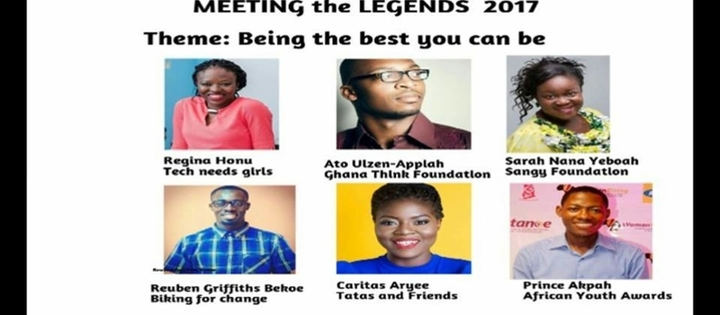 Meeting the Legends 2017