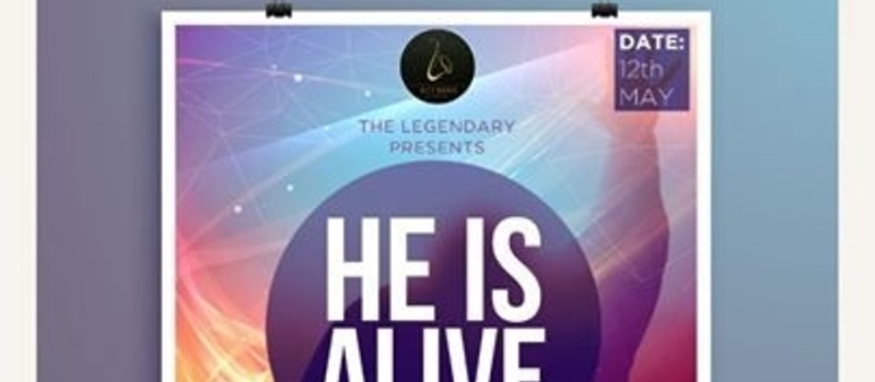 He Is Alive Worship Experience
