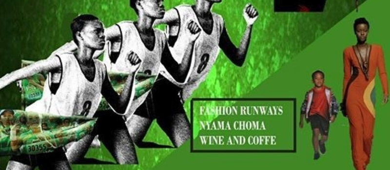 KAMPALA KIDMODEL'S MARATHON/FASHION RUNWAYS