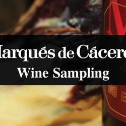 Marqués de Càceres Wine Sampling Evening
