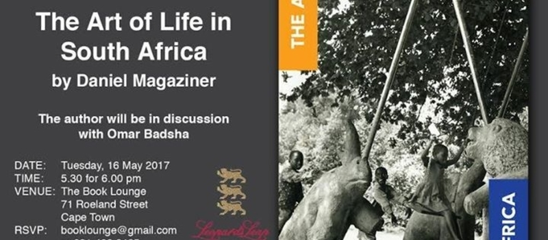 Launch of The Art of Life in South Africa