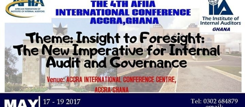 4TH AFIIA INTERNATIONAL CONFERENCE,ACCRA GHANA