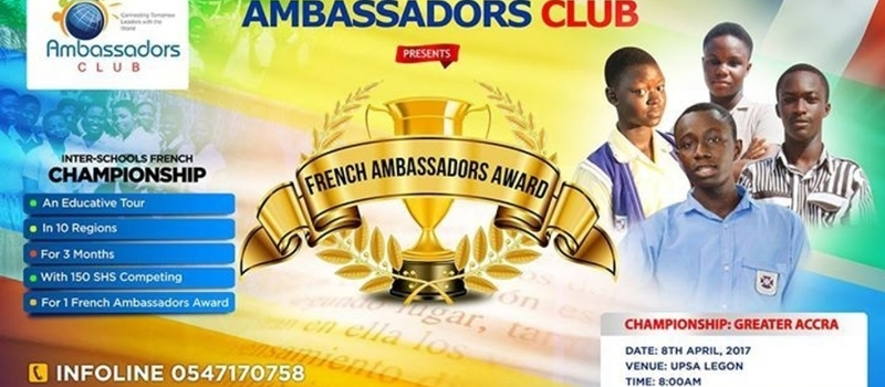 French Ambassadors Award 2017-Central Region