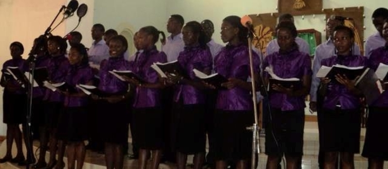 4th Annual St. Cecilia Choir Music Concert 2014