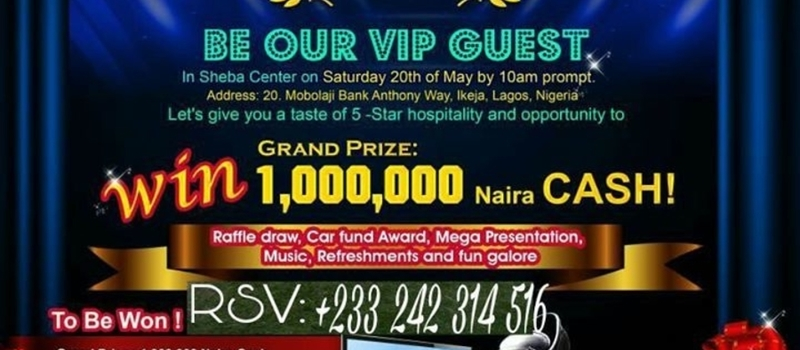 LONGRICH NIGERIA 2017 LAGOS CAR AWARD CEREMONY!