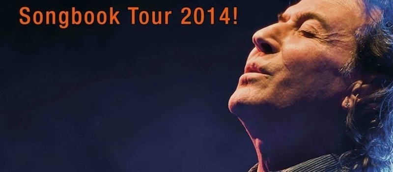 ALBERT HAMMOND SONGBOOK TOUR 2014, JOHANNESBURG, SOUTH AFRICA
