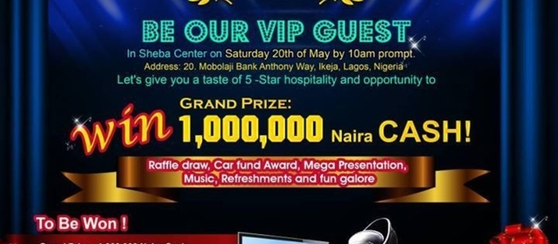 LONGRICH NIGERIA 2017 CAR AWARD CEREMONY