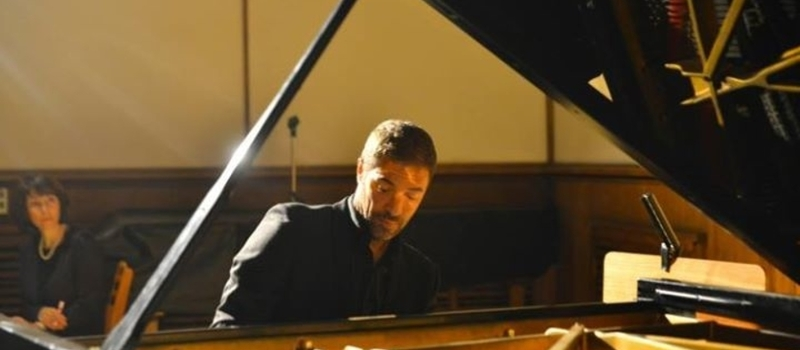 Sentire- the perfumed concert of piano by Laurent Assoulen