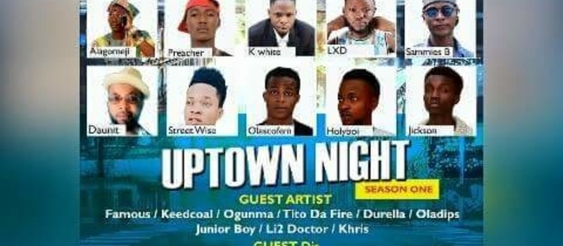 Uptown Night with official DJ Simxy wheels_KMG