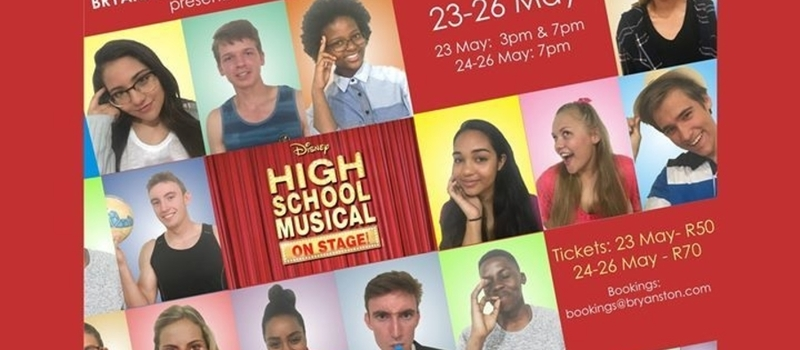 "Bryanston High School presents ""High School Musical"""