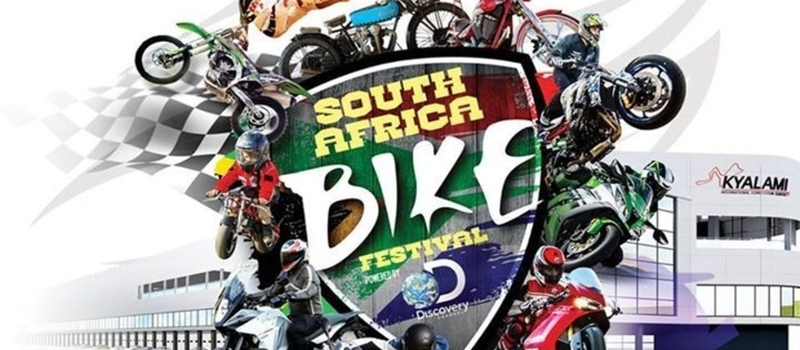 South Africa Bike Festival 2017 - Spirit Motorcycles Expo