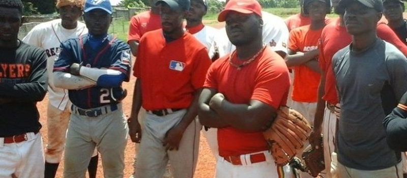 Ghana Baseball National Team