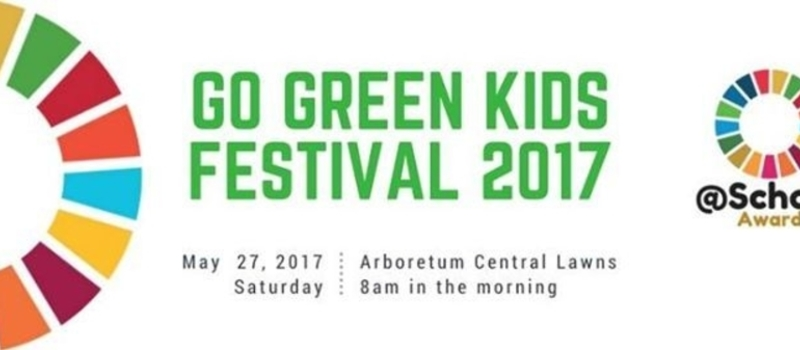 Go Green Kids Festival 2017