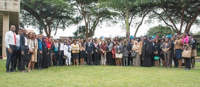 The 2nd Young Diplomats of Kenya Conference at United Nations