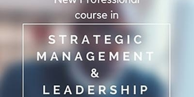 Pearson professional programme - Starts 26th May
