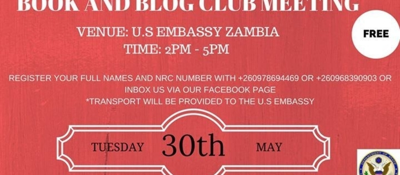 Book And Blog Club Meeting