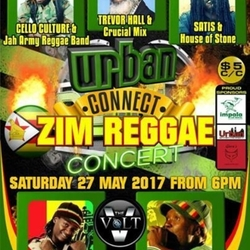 Urban Connect ZIM REGGAE Concert