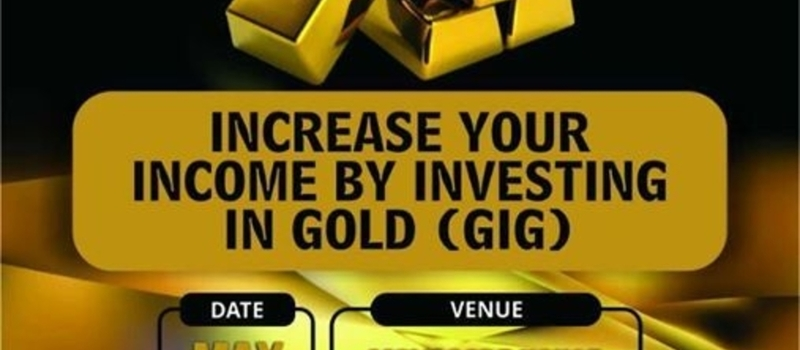 Increase Your Income By Investing In gold