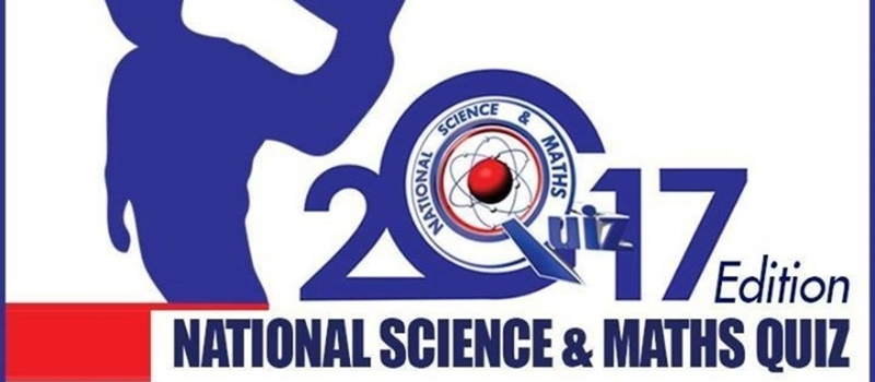 National Science and Maths Quiz 2017