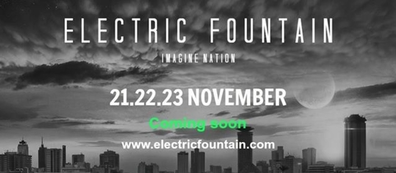 ELECTRIC FOUNTAIN 2014