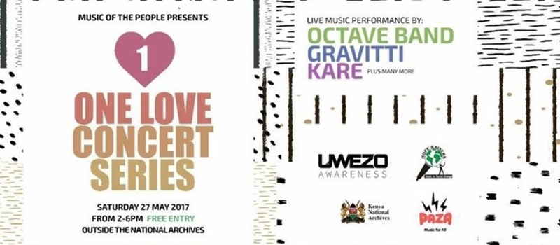 One Love Concert Series