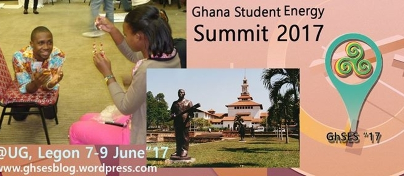 "Gh Student Energy Summit ""17"