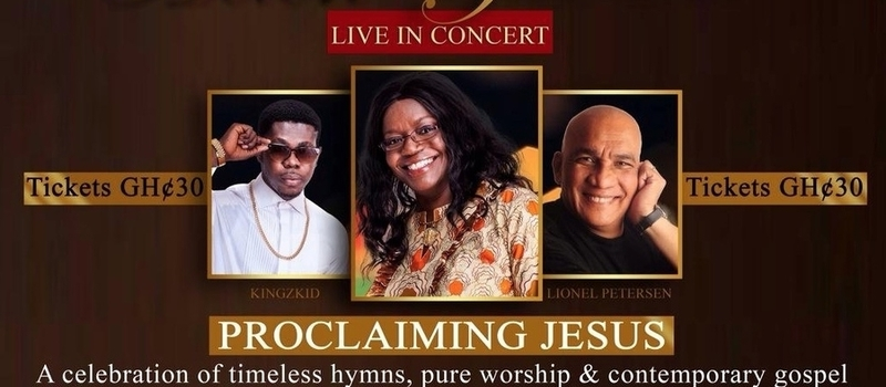 Helen Yawson Live in Concert (Proclaiming Jesus)