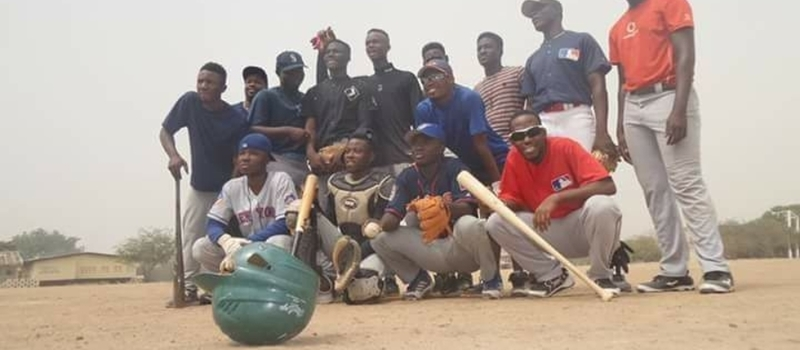 Ghana National baseball team  (Rising Stars ) Vs Japan