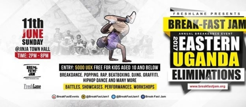 Break-Fast Jam 2017 Eastern Uganda Eliminations