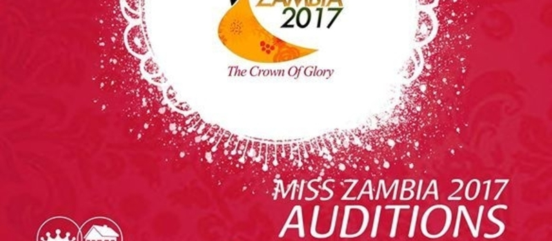Miss Zambia 2017 Auditions
