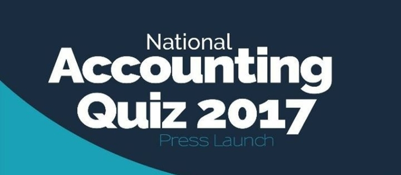 Launch Of National Accounting Quiz 2017