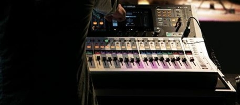 Make the Transition to Digital Mixing with Yamaha