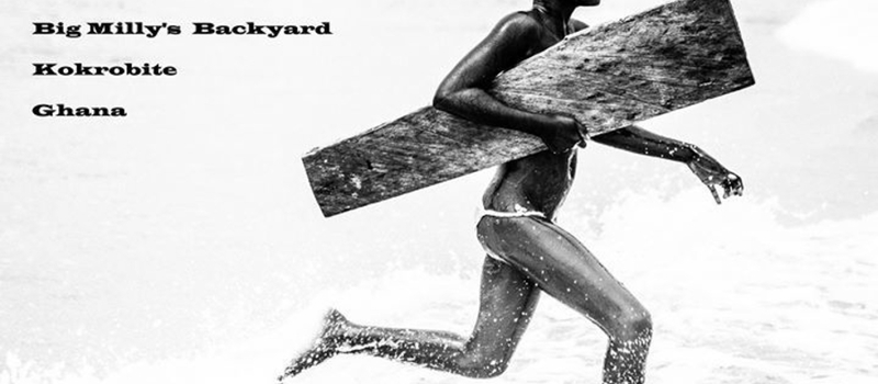 International Surfing Day, Surf Contest, Ghana 2017
