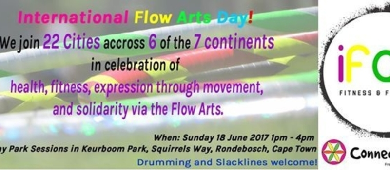 International Flow Arts Day - Cape Town, South Africa