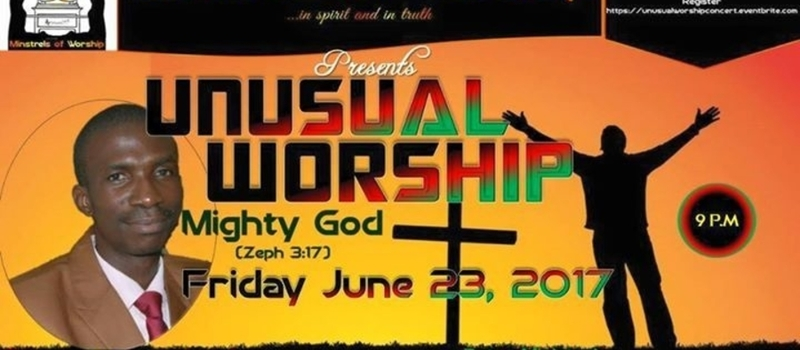 Unusual Worship Concert
