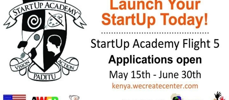 Startup Entrepreneur Academy Flight 5 Applications Open