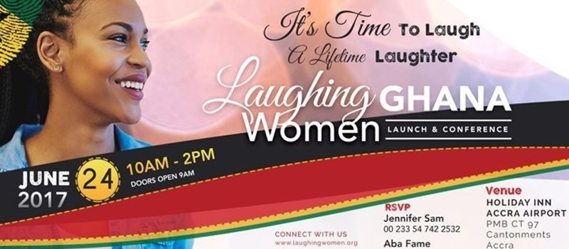 Laughing Women Launch and Conference, Accra Ghana