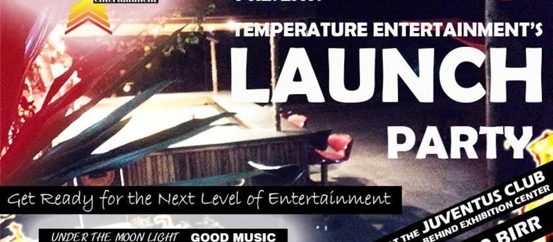 Temperature Entertainment's Launch Party