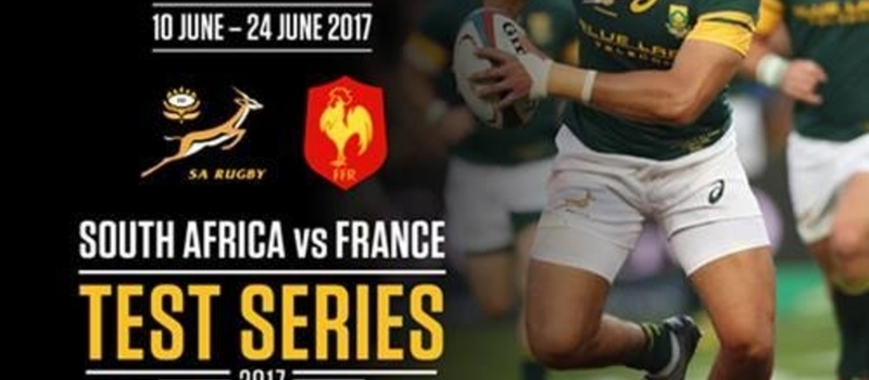 South Africa vs France