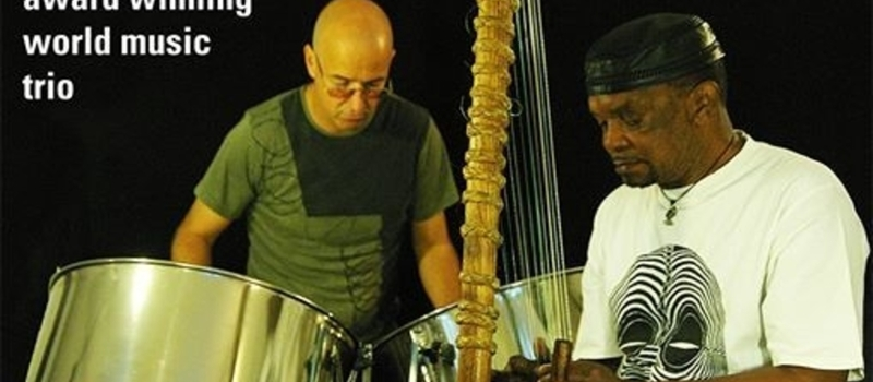 World Music with Pops Mohamed & Dave Reynolds in Suurbraak