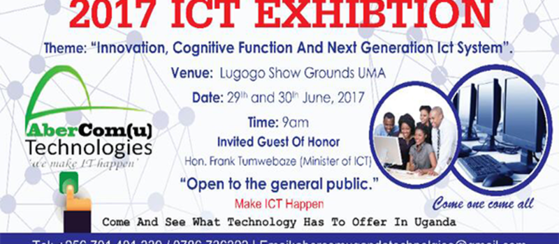 Annual ICT Exhibition -2017 chapter