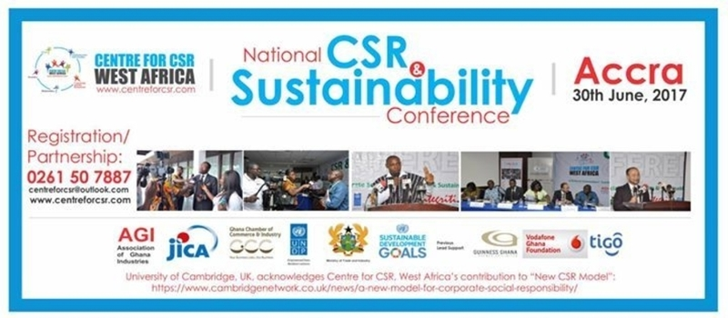 National CSR & Sustainability Conference 2017