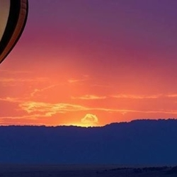 DreamTrip: South African Hot Air Balloon Ride